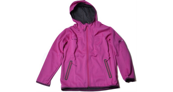 Mammut Kids Ultileft SOFtech PT Hoody Jacket Mallow-Graphite (6098)